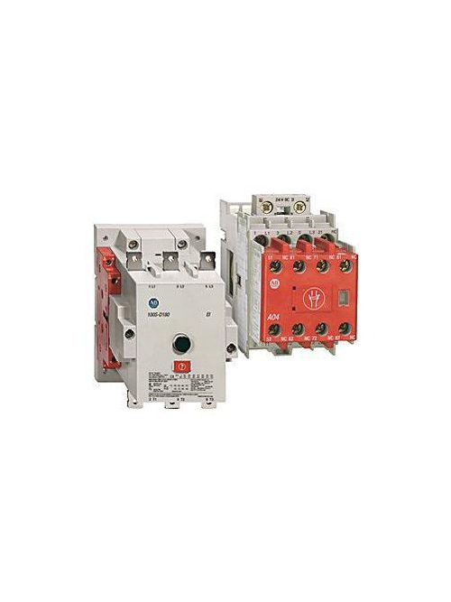 Allen Bradley 100S-C23EJ431C 23 Amp IEC Safety Contactor