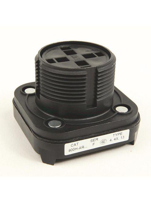 Allen-Bradley 800H-AR5A 30 mm Momentary Push Button