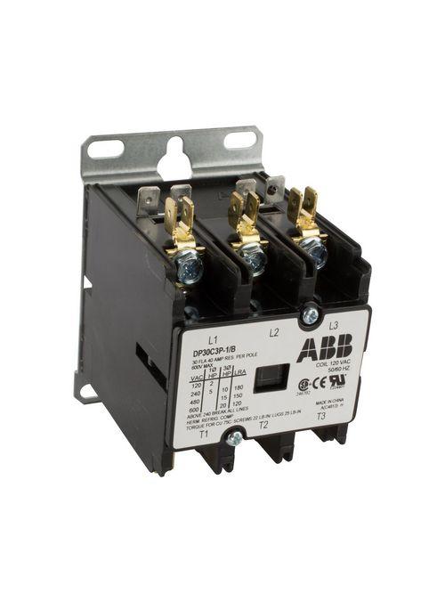 ABB DP30C3P-1/B DP CONTR,30A,3P,120
