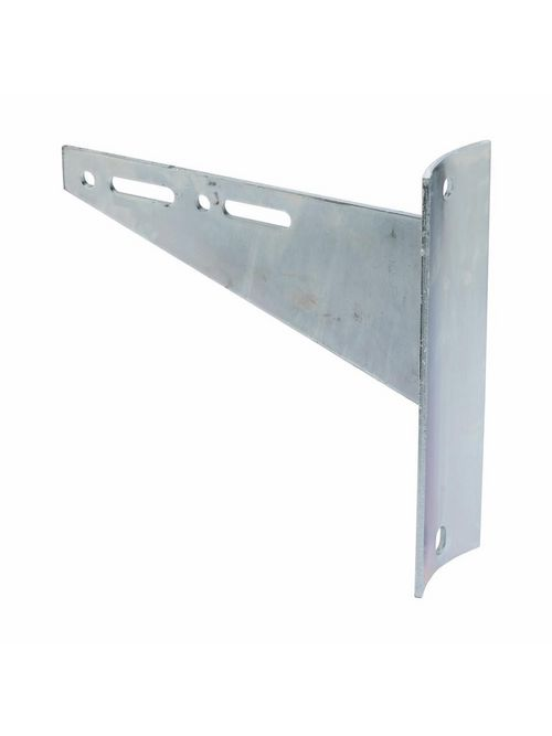 B-Line Series B816ZN Zinc Plated Utility Pole Bracket