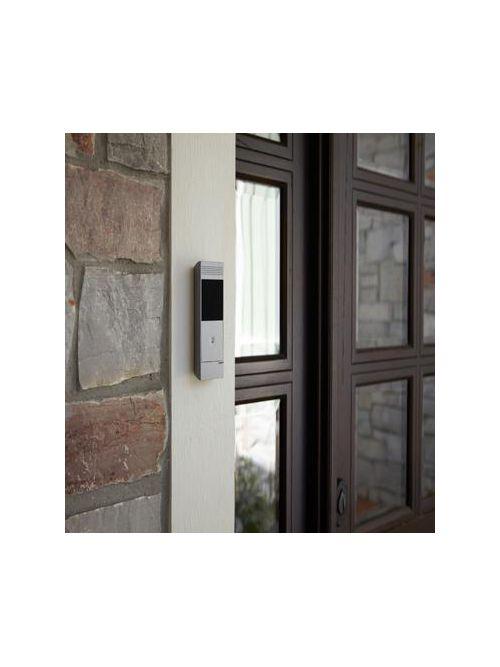 Pass & Seymour AI6000M1 Wireless Interior Video Intercom Room Unit, 2.4 GHz, 5W - Magnesium/Black