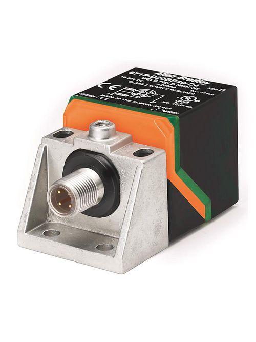 Allen-Bradley 871P-D20BP40-D4 4-Wire DC 40 mm Head Size Cube or Rectangular Weld Field Immune Proximity Sensor