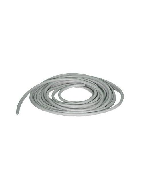 Salisbury 38-2SC 10.5 kV 3/8 Inch Inner Diameter 2 Foot Gray EPDM Outage Protection Conductor Stinger Cover