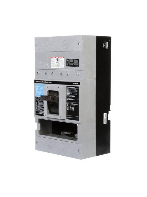 Siemens Industry MD63B800 3-Pole 800 Amp 600 Volt 25 kA Molded Case Circuit Breaker