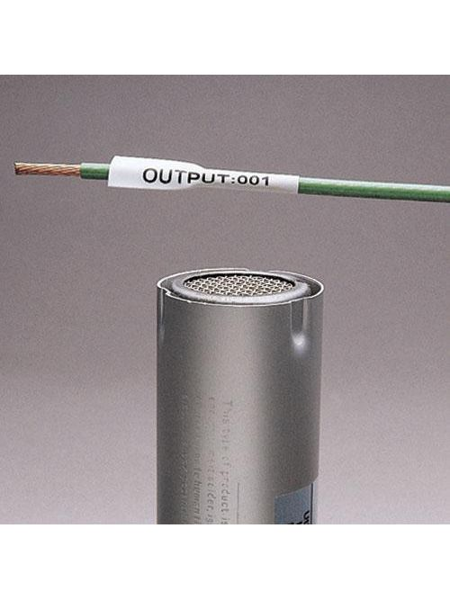 Panduit H000X034H1C 8 Foot x 0.34 Inch 18 to 12 AWG White Polyolefin Heat Shrink Label