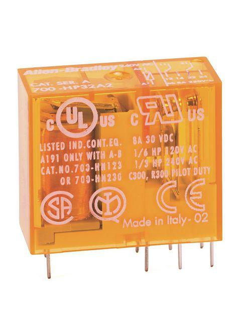 Allen-Bradley 700-HP32A1 Pin Style Relay