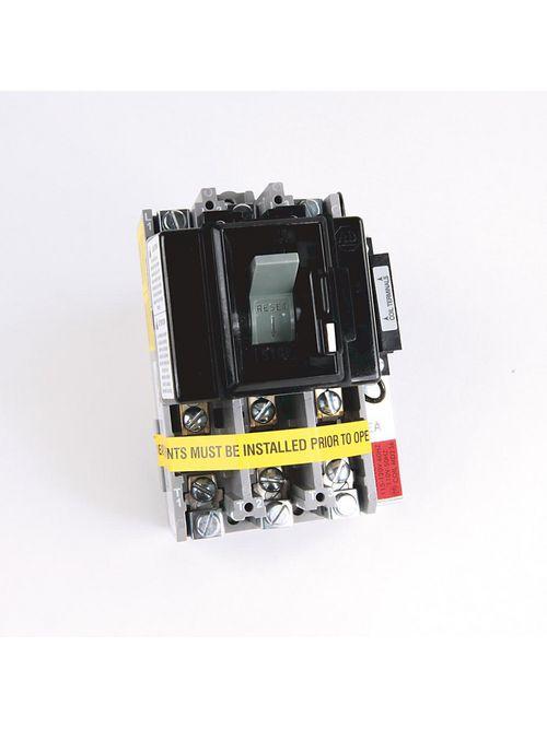 Allen-Bradley 609TU-AOD NEMA Size 0 Manual Motor Starter