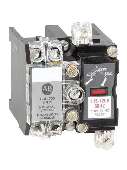 Allen Bradley 700-PKLL11A1 Industrial Relay Mechanical Latch
