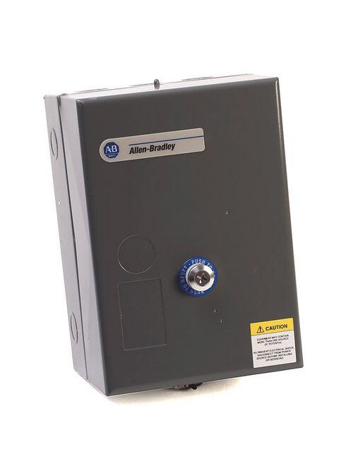 Allen-Bradley 509-TAD Full Voltage Non-Reversing Starter