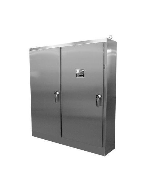 Hoffman A90XM7818SSN4 Type 4X 2-Door Free Stand Disconnect Enclosure