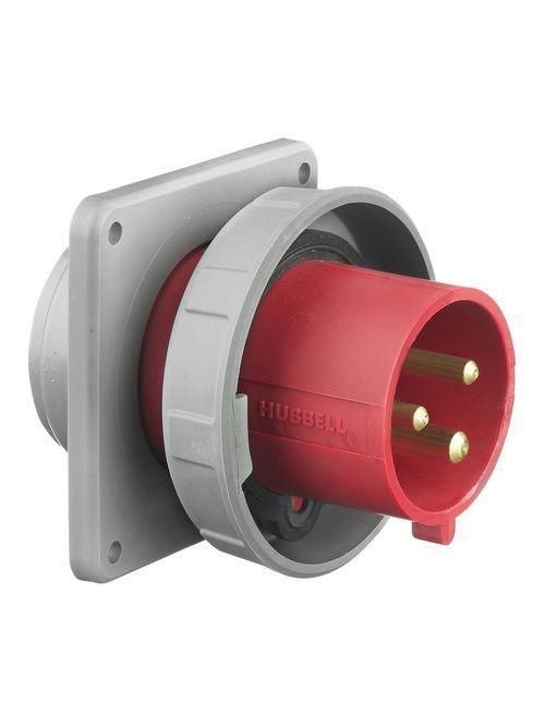 HWDK HBL330B7W PS, IEC, INLET, 2P3W