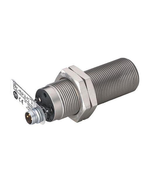 Allen-Bradley 875C-M10CP30-A2 3-Wire DC Plastic Face/Nickel Plated Brass Barrel 30 mm Diameter Threaded Proximity Sensor