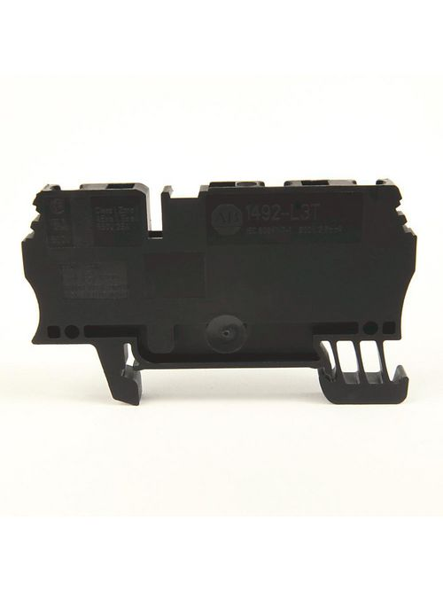 Allen-Bradley 1492-L3T-B IEC Terminal Block 5.1 x 64.5 x 31.3 mm Spring Clamp