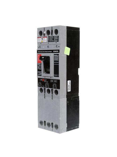 Siemens Ca CFD63B200 FD MCCB,100kA@