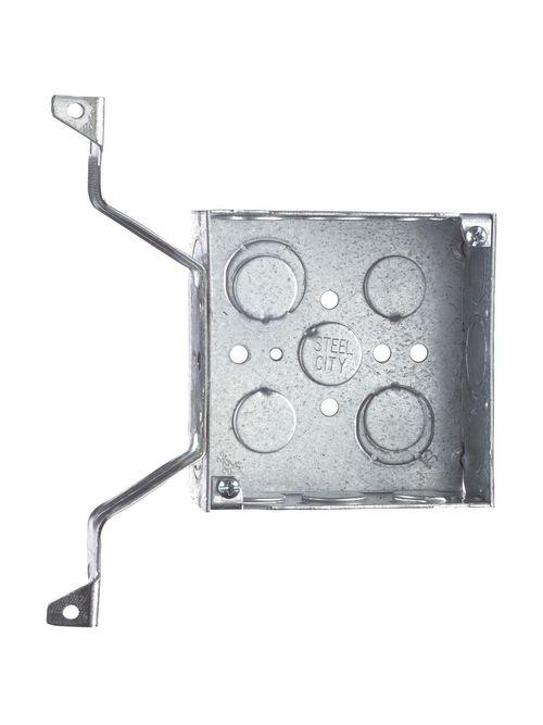 SC 52151DV12 4IN. SQ-1 1/2IN. DPT-D