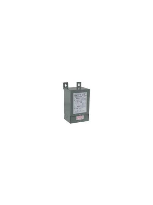 Hammond Manufacturing Q015LEKF 15 kVa 240 x 480 Volt Primary 120/240 Volt Secondary 1-Phase Encapsulated Transformer