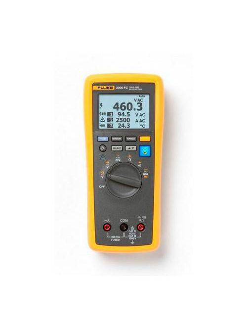 Fluke Electronics FLK-3000FC 1000 VAC/VDC Wireless Multimeter