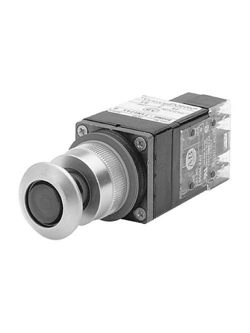 Allen-Bradley 800MR-FXNQL24RA7 Push-Pull Single Unit