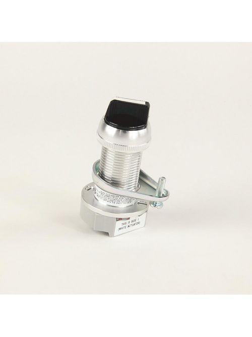 Allen-Bradley 800H-HP17KB6AXXX Type 7&9 Selector Switch