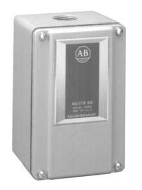 Allen-Bradley 836-A4J Electro Mechanical Pressure Control Switch