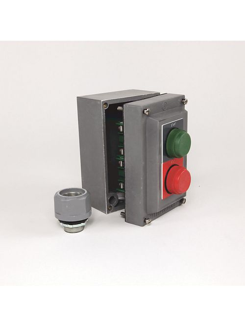 Allen-Bradley 800R-2HAR4TL 30 mm Push Button Station