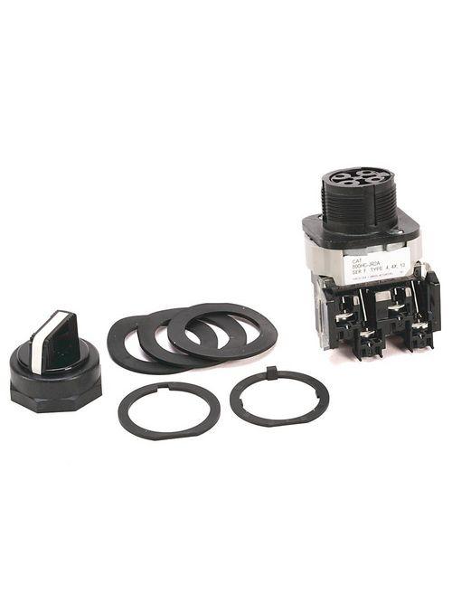 Allen-Bradley 800HC-JR4B 30 mm Selector Switch