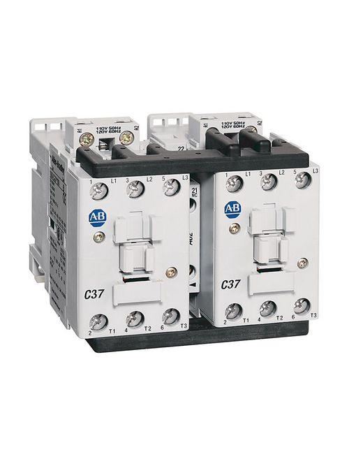 Allen Bradley 104-C12EJ22 12 Amp Reversing IEC Contactor