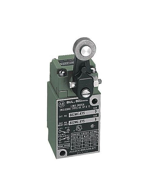 Allen-Bradley 802MC-AX Corrosion Resistant Limit Switch