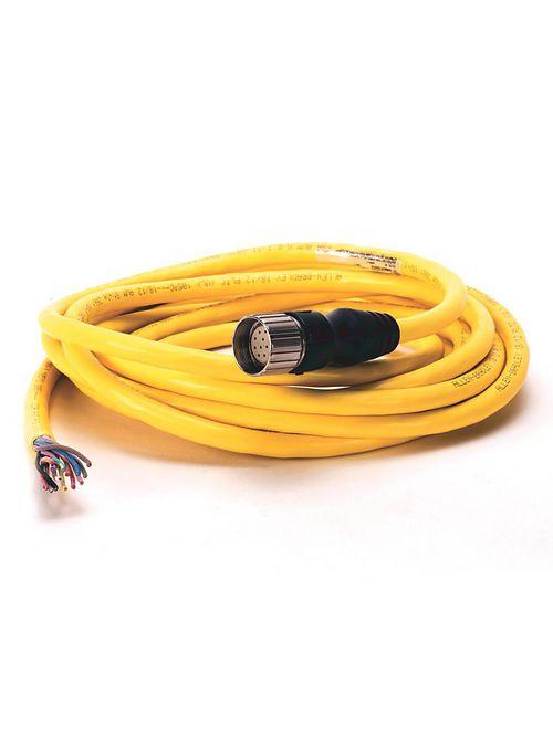 Allen-Bradley 889M-F12AHMU-0M3 M23 Cable
