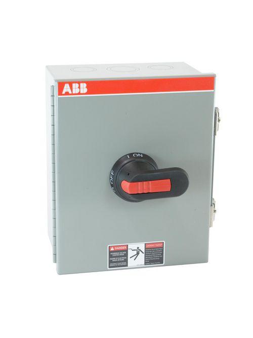 ABB FJ301-3PB6B 3P SW 30A J FUSE N-