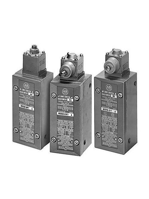 A-B 802XR-K1C7 Sealed Haz Loc Limit