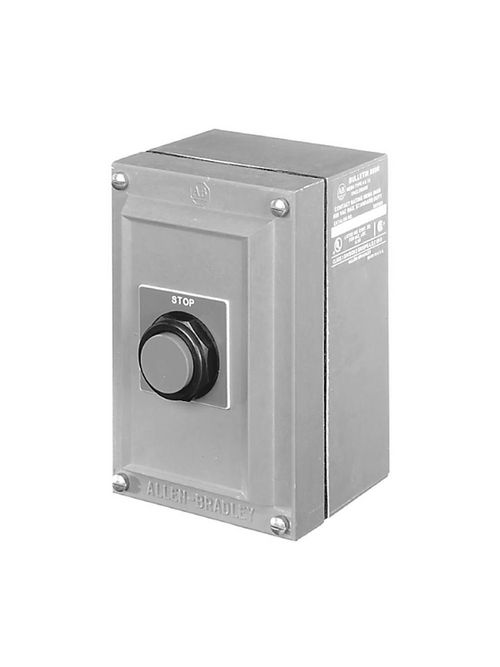 Allen-Bradley 800R-1HA4T Hazardous Location Push Button Station
