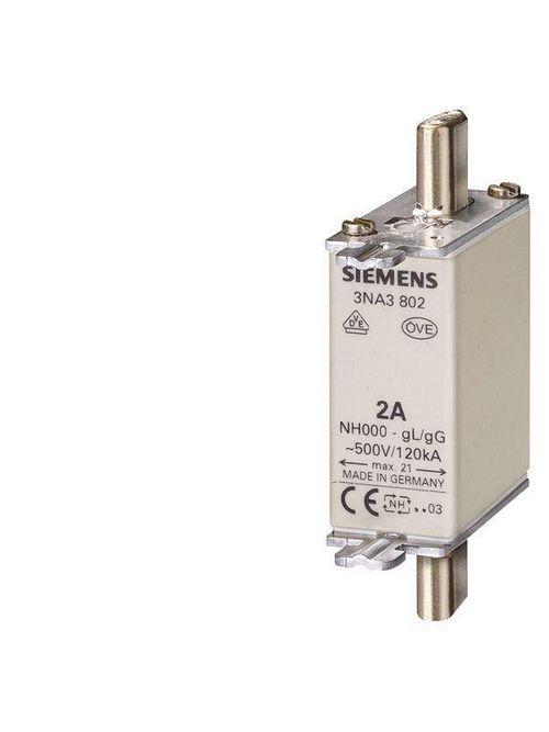 Siemens Ca 3NA3814 LV HRC fuse link