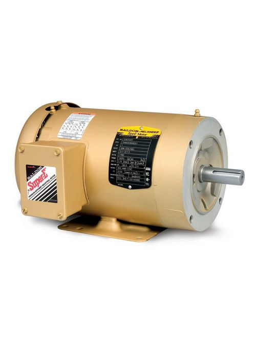 BALDOR CEM3546 1HP,1760RPM,3PH,60HZ