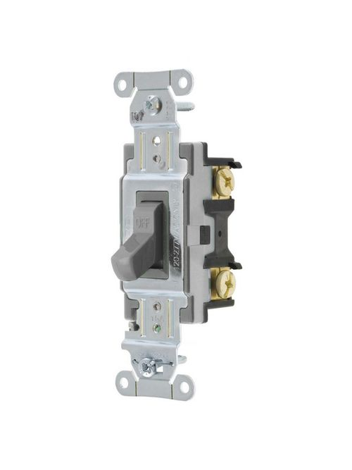 HWDK CSB115GY SWITCH, SPEC, SP, 15A