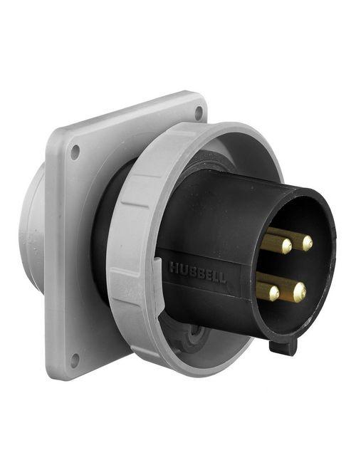 HWDK HBL430B5W PS, IEC, INLET, 3P4W