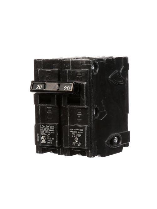 S-A Q220U BREAKER 20A 2P 120/240V 1