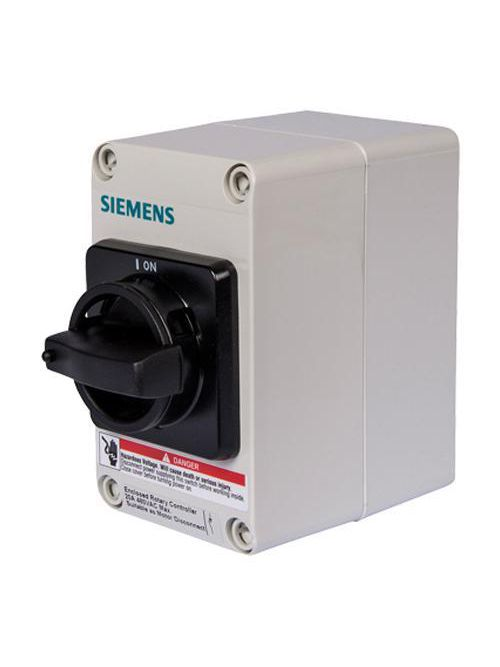 Siemens Industry HNF367 240/480/600 VAC 250 VDC 800 Amp 3-Pole 3-Wire NEMA 1 Heavy Duty Non-Fusible Safety Switch