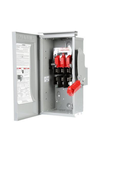 Siemens Ca HFC321NR CSA 30A 3P 4W 2
