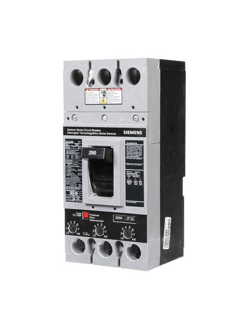 S-A HHFXD63B250 BRKR HHFD6 3P 600V