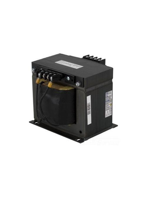 Square D 9070T5000D33 5000 VA 380/400/415 VAC Primary 115/230 VAC Secondary 1-Phase Control Transformer