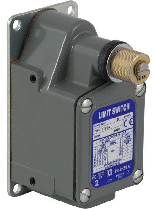 Square D 9007FTSD1 600 VAC/VDC 30 Amp SPDT 1NO 1NC Snap Action Limit Foundry Switch