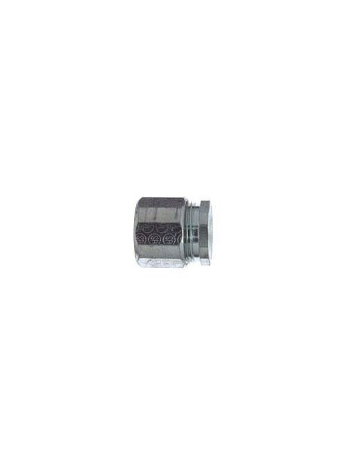 Steel City EK-412 3-Piece Miron 6 Inch Rigid/IMC Coupling