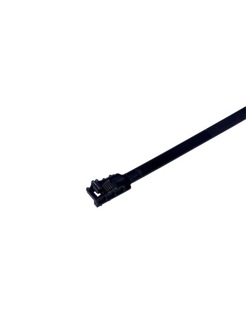 CABLE TIE 150LB 42IN UV BLK PP LASH