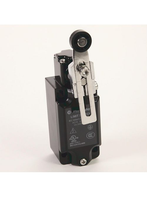 Allen Bradley 802K-MARS11E Large Metal Limit Switch for Non-Safety Application