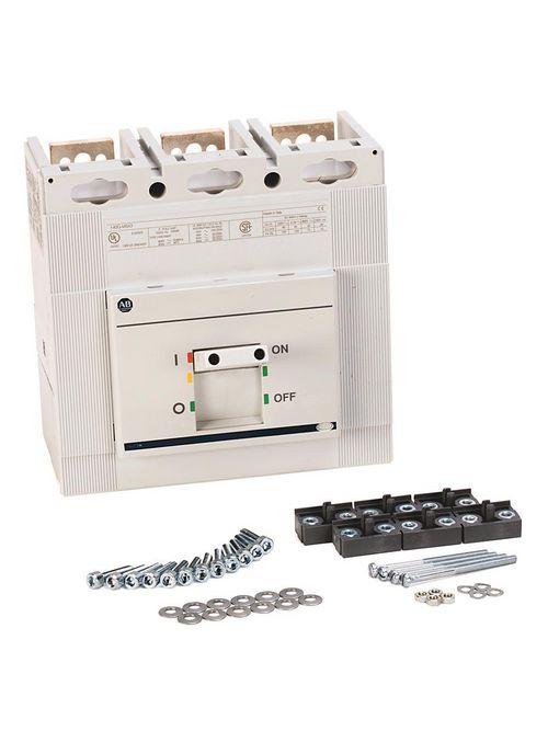 Allen Bradley 140G-M5H3-D60 800 Amp M-Frame Molded Case Circuit Breaker