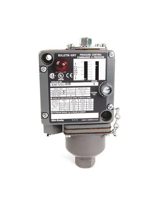 Allen-Bradley 836T-T251JX40 Electromechanical Pressure Control Switch