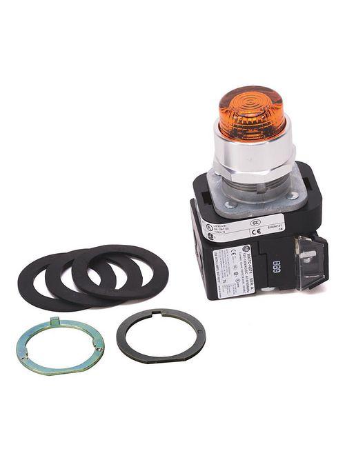 Allen-Bradley 800TC-QB24R 30 mm Momentary Push Button