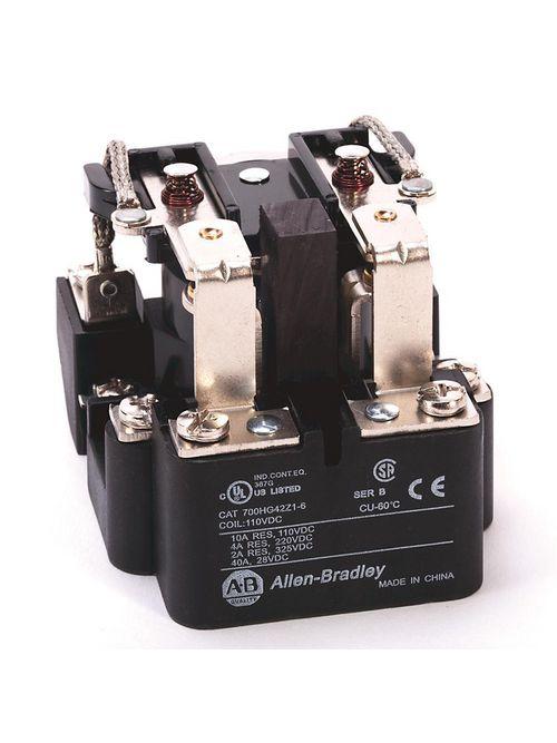 A-B 700-HG42Z12-6 12V DC Open Style