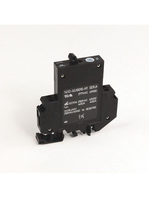 Allen-Bradley 1492-GS1G015 1 POLE HIGH DEN. S